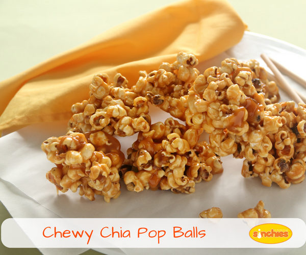 Chewy Chia Muesli Bars Pop Balls Cookies And Squares Recipe
