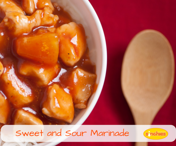 Sweet and Sour Chicken Marinade