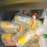 Homemade baby food stash made easy!
