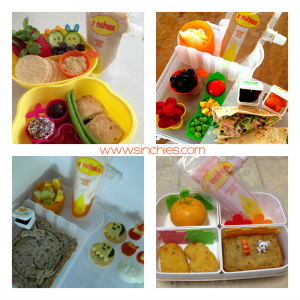 Back To School Lunchbox Ideas - School Lunches