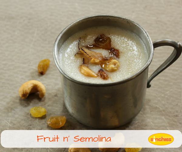 fruit-n-semolina-porridge