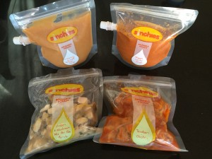 Baby Food Storage and Preparation and Cooking Hints and Ideas