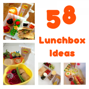 58 Lunchbox Ideas for Kids And Toddlers - Sinchies