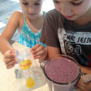 how to make smoothie pouches your kids will love