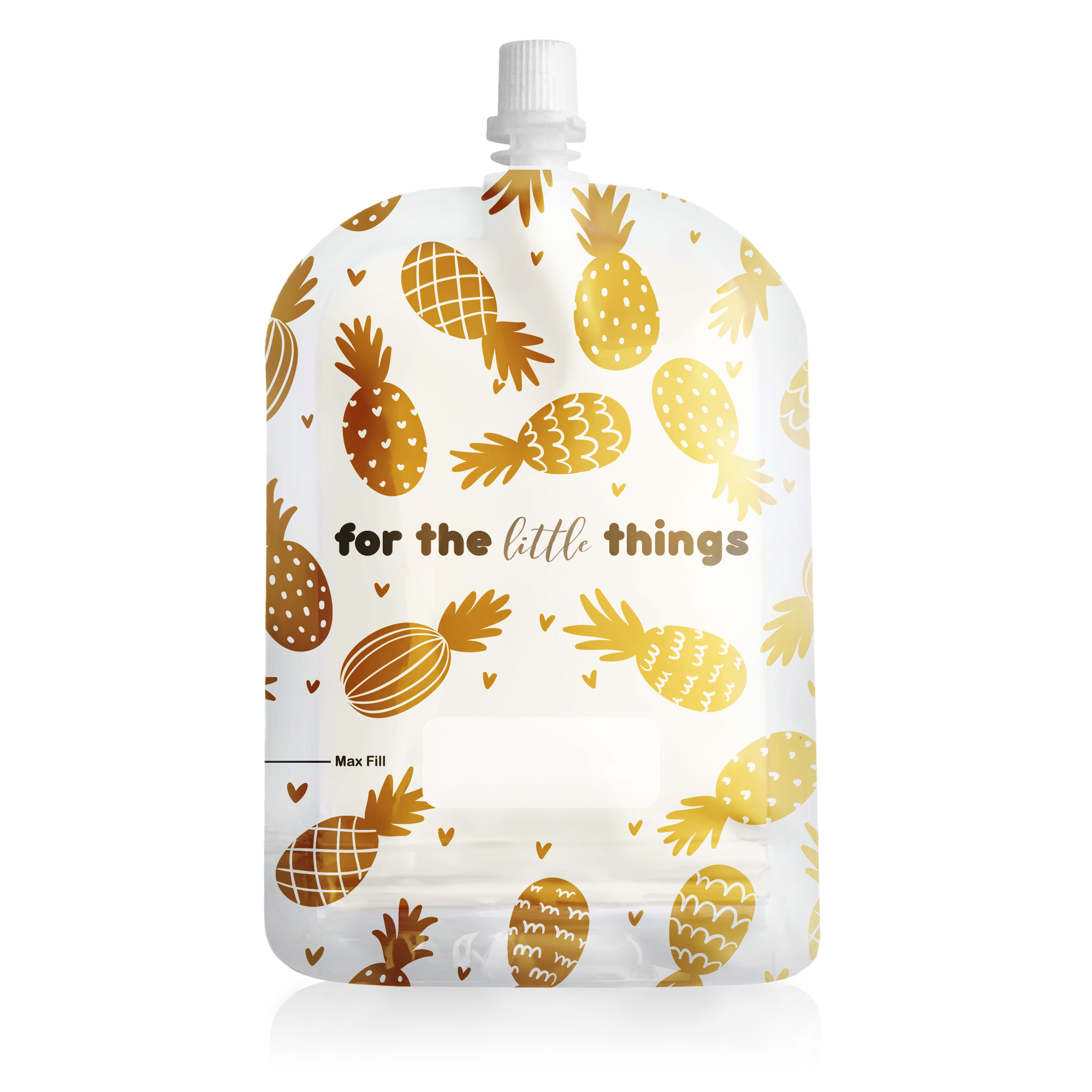 Sinchies-GoldPineapples-Reusable-Pouches-150ml
